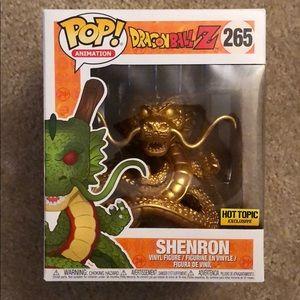 "Funko POP! Dragon Ball Z: Shenron Gold Chrome 6"""